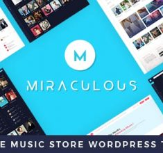 miraculous-music-wordpress-theme